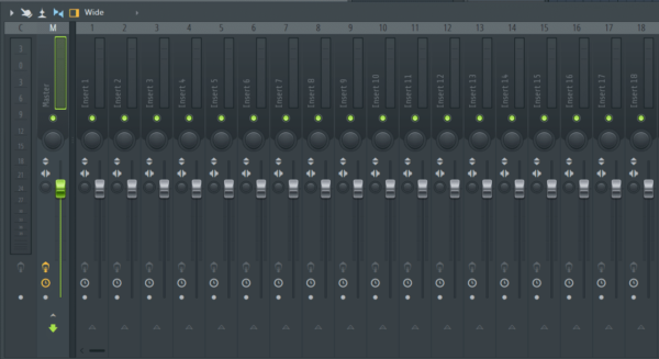 Choose the track that you want to add Reverb to