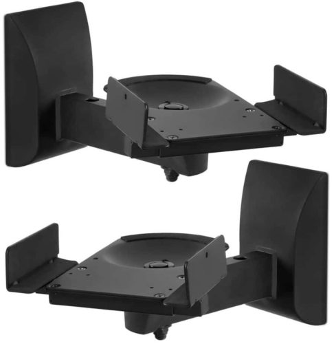 Mount-It! Wall Mount Speaker – Best For Different Speaker Sizes