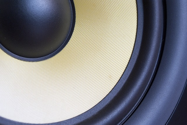 speaker use at home