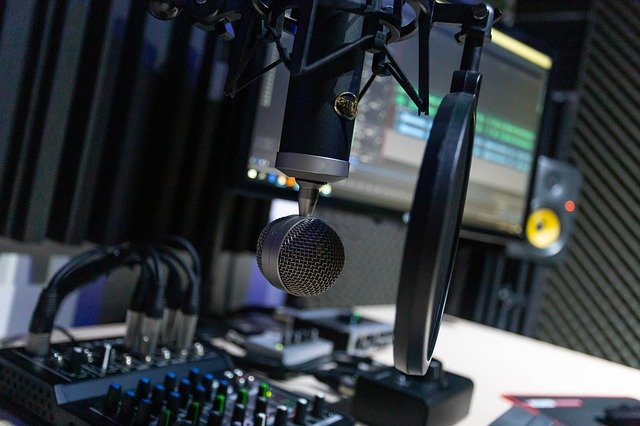 Prepare The Microphone Input And Output