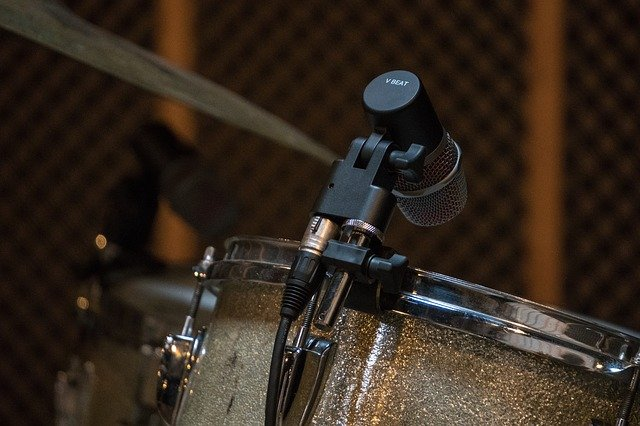 Setup Your Mic Package For Drums Recording.