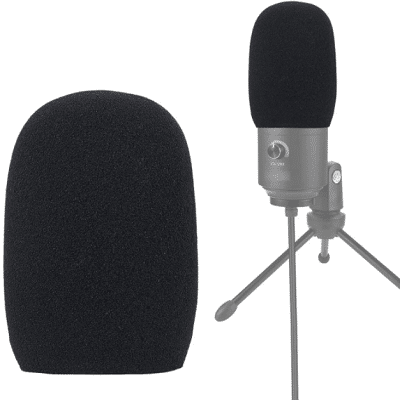 YOUSHARES 8541753690 Wind Cover Pop Filter – Best For FIFINE Mic