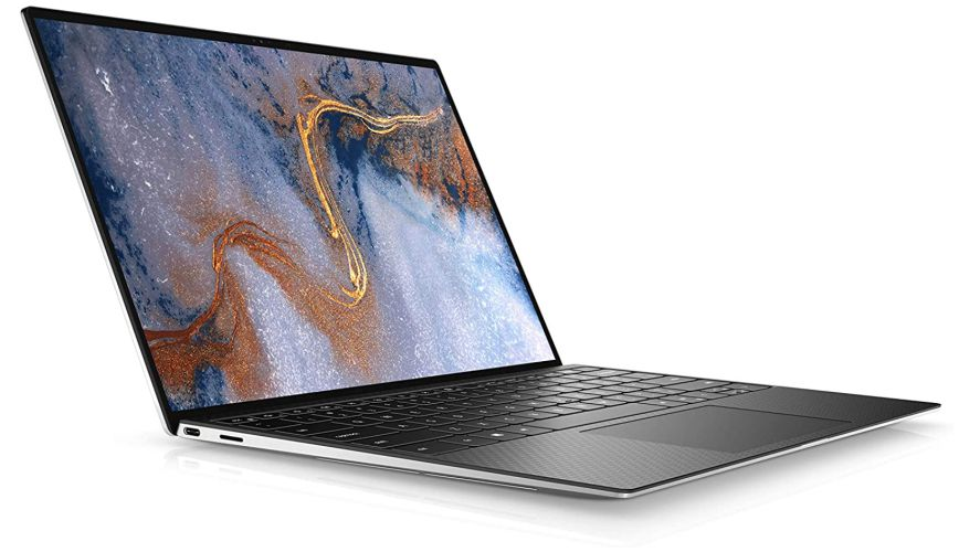 Dell New XPS 13 9300 13.4-inch UHD InfinityEdge Touchscreen Laptop
