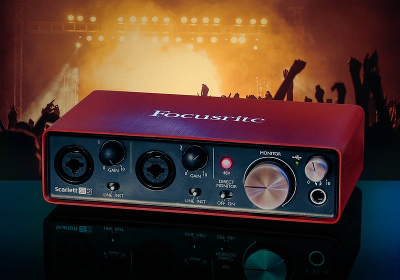 A Guide To Pick The Best Sound Card For Music Production