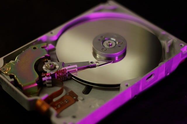 HDD Specs for music production