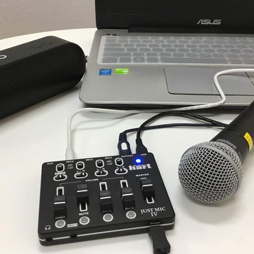 How To Set Up Your Mixer For Phantom Power