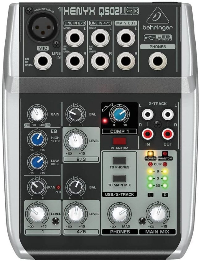 The Advantages and Disadvantages of Analog Mixer